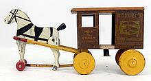 Rich Toys Borden's Milk Truck