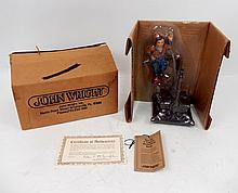 John Wright Boy & Trapeze mechanical bank,