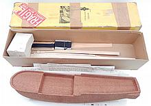 Model Shipways Essex U.S. Navy Frigate wood ship model in box,