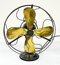 G.E. (General Electric) motor fan