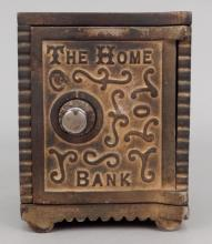 Cast iron The Home Bank