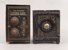 Two safe banks