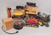 American Flyer freight train set