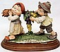 Giuseppe Armani figurine, Gulliver's World, boy