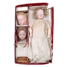 Spring Dolls, Toys and Trains Auction