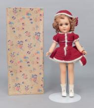 Mary Hoyer composition doll in original box
