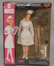 GI Nurse Action Girl in original box