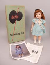 Wanda the Walking Doll in original box