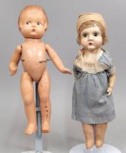 Antique and vintage dolls