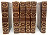 Six volumes of Longfellow's Writings