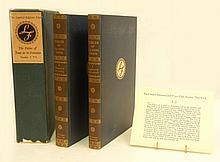 Two vol. set of The Fables of Jean De La Fontaine