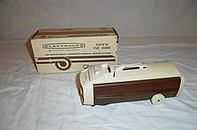 Electrolux Vacuum Coin Bank
