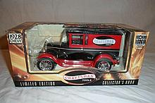Craftsman Truck Coin Bank