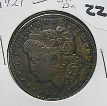 1921 Morgan