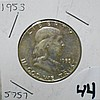 1953 Franklin Half