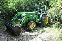 John Deere Model 790 Tractor