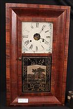 Empire Ogee mantle clock by New Haven