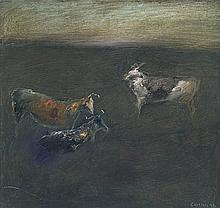 Gail Deborah Catlin, Cow Study