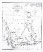 A Sketch Map of Burchells Trek