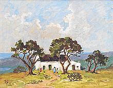 Nita (Pauline Augusta Wilhelmina) Spilhaus, A Lonely Cottage