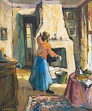 Alexander Rose-Innes, Spring Cleaning