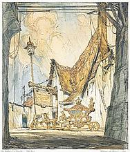 William Mitcheson Timlin, The Building of a Fairy City, The Inn