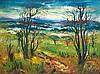 George Enslin, Landscape, Kenya, George Enslin, R0