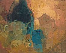 Frank Sydney Spears, Still Life with Tea Pot
