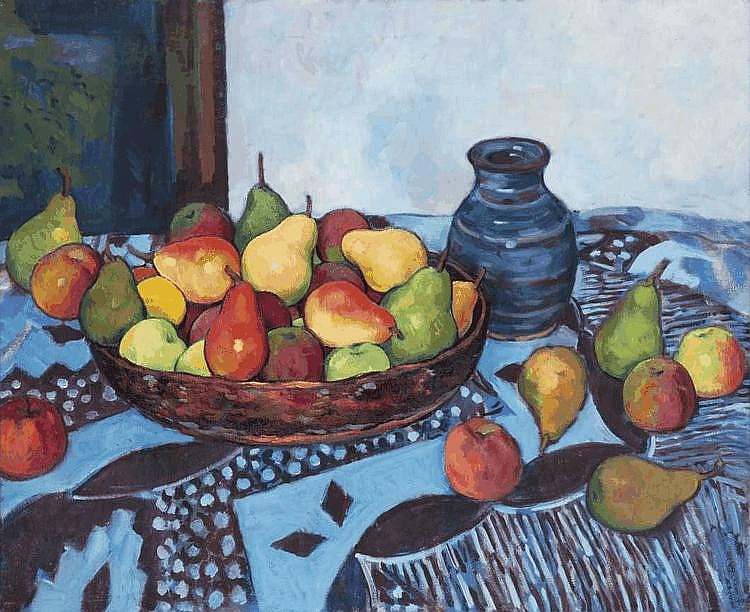 François KRIGE South African 1913-1994 Still Life