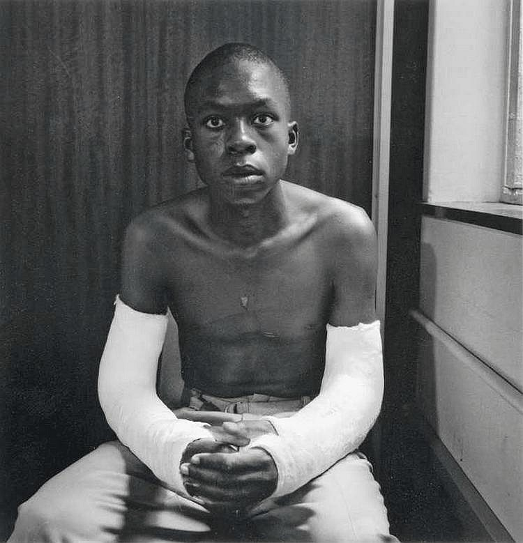 David GOLDBLATT South African 1930- Fifteen year