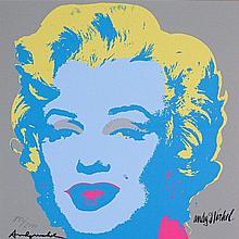 Andy Warhol  AMERICAN 1928-1987  Marilyn (