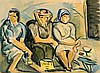 Irma STERN South African 1894-1966 Three Women, Irma Stern, R0
