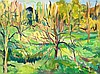 Irma STERN South African 1894-1966 Spring Land in, Irma Stern, R0
