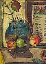 Irma Stern, Still Life with a Vase of Pomegranates