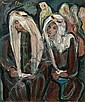 Irma STERN South African 1894-1966 Two Seated, Irma Stern, Click for value