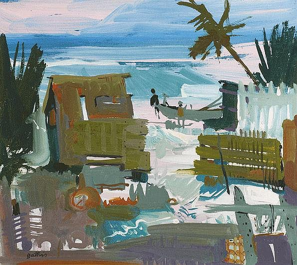 Walter Whall Battiss SOUTH AFRICAN 1906-1982 The