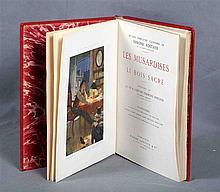 """ROSTAND, EDMOND. """"Les Musardises. Le Bois Sacré. Oeuvres Complétes Illustré"""