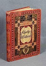 """KAULBACH, WILHELM VON. """"Goethe Gallerie. Nach Original-Cartons von Wilhelm"""