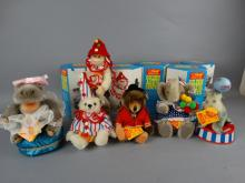 Collectibles Auction - Steiff Bear, Huge Coin Collection and Much More