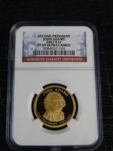 2007 Adams $1 Ultra Cameo Graded PF 69