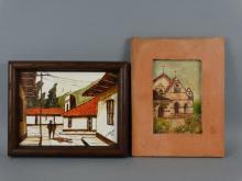 Lot of Original Paintings