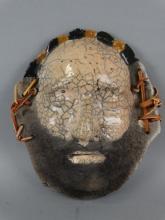 Art Pottery Face Mask w/ Beard