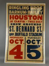 Ringling Bros. & Barnum Bailey Circus - Houston,Tx