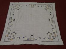 Antique Chinese Embroidered Textile