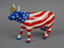 Cow Parade Licensed - American Royal Painted Cow