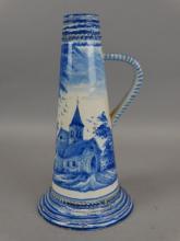 19c. English Porcelain Ewer