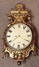 A 19TH CENTURY FRENCH CARTEL CLOCK The elaboratel