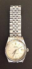 ROLEX OYSTER PERPETUAL DATEJUST CHRONOMETER, A VI