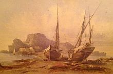 GIOVANNI GIORDANO LANZA, 1827 - 1889, ITALIAN, WATERCOLOUR ON PAPER