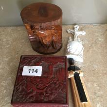 Various Religious Items